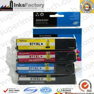 China HP 970 Ink Cartridges HP 971 Ink Cartridges on sale