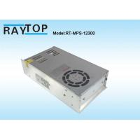 Cheap 50Hz / 60Hz Short Circuit CCTV Power Supply LED Driver 12V 25A IP23 High Voltage for sale