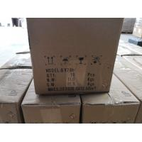 Quality AGM Rechargeable Lead Acid Battery 6 Volts 6Ah Long Service Life With Black Color wholesale