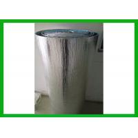China Reflective Insulation Material With Aluminium Foil For Garage Floor on sale