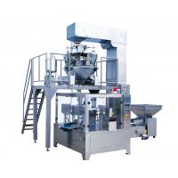 Quality 304 Stainless Steel Automatic Rotary Powder Filling Machinery Custom Made wholesale