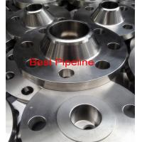 China A350 LF2 Anti Rust Oil Carbon Steel Forged Flanges  Connecting Pipes And Pumps on sale