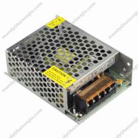 Quality Ac To Dc Rgb 5 Amp 12v Switching Power Supply For Led Lights , CE Approval wholesale