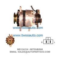 Buy cheap MD112318 MD124234 - MITSUBISHI Alternator 12V 50A Alternadores from wholesalers