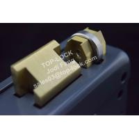 Quality Hot Selling Electric Rim Lock Yale Gate Door Lock with Black Color, Solid Brass Latch wholesale