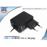 Quality PC housing EU 5V 2A Loudspeaker switching ac dc power adapter good performance wholesale