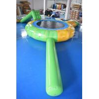 Quality 5m diameter  Seaside Inflatable Water Trampoline For Water Blob wholesale