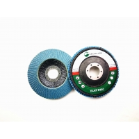 Quality 115mm Zirconia Aluminium Stainless Steel Polish Metal Flap Discs wholesale