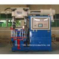 Quality Automatic Feeding Rubber Injection Moulding Machine For Sports Products wholesale