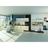 Modern Kitchen Cabinet with lacquer/acrylic/PVC/melamine finished door panel