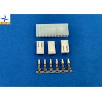 Quality Brass Terminals 3.96mm Pitch Crimp Connector Pcb Connectors Wire To Board Connector wholesale
