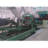 Quality Grain Bin Storage Steel Silo Roll Forming Machine Adopts Post Cutting wholesale