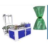 Quality High Output Stable Performance CPE Plastic Anti Dust Car Gear Lever Cover Making Machine wholesale
