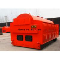 Quality Steam Generator Small Wood Pellet And Wood Chip Fired Biomass Steam Boiler For Drying Cleaning wholesale