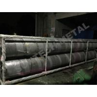 Quality Explosive Welding Nickle Alloy Bimetallic Clad Pipe For Chemical Process Equipment wholesale