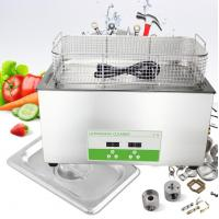 Quality Farm Disinfecting Washing Machine Ultrasonic Cleaner For Harvest Knife Onion Hoe Shovel Gardening Tools wholesale