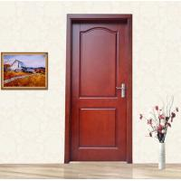 China Contemporary Veneer Interior Doors , Swing Wood Veneer Interior Doors on sale