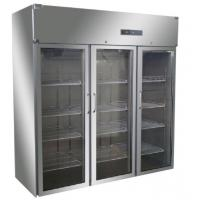 Buy cheap 1500 L Blood Bank Equipments Upright Glass Door Freezer 2-8c CE Passed from wholesalers