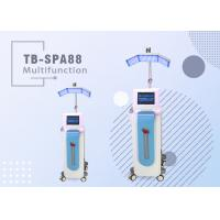 Quality Microdermabrasion PDT Therapy LED Light Skin Scrubber Microcurrent Machine wholesale