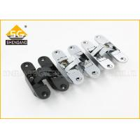 Quality 180 Degree Cupboard Door 3D Adjustable Concealed Hinge Italy Type wholesale