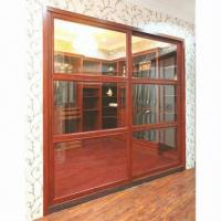 China Sliding Glass Door With Single/Double/Art Glass/Strong Practicability/Perfect Decorative  on sale