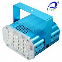 China SMD 5050 LED Voice Disco Strobe Light / Party Strobe Lights Frequency Adjustable on sale