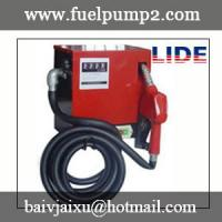 Quality Diesel transfer pump Unit , Closed construction electric transfer assy wholesale