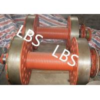 Quality Left / Right Rotation Lebus Grooved Drum For Petroleum Drilling Rig wholesale