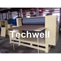 Quality Roll Embossing Machine For Decorative MDF / HDF Panels 3.8 Ton wholesale
