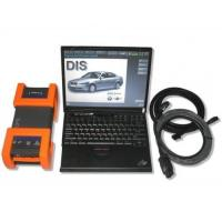 Quality BMW OPS Plus DIS V57 SSS V41 IBM T30 BMW Diagnostic Scanner With Optical Fiber wholesale
