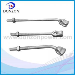 China galvanized steel line hardware on sale