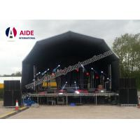 Cheap Outdoor Events Concern Inflatable Stage Cover Tent Air Roof Transparency Material for sale