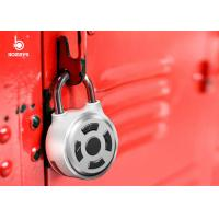 Quality Stainless Steel Shackle Master Lock Bluetooth Smart Padlock Silver Color OEM Acceptable wholesale