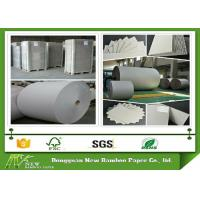 Quality Recycled Material Hard Stiff 1000gsm Grey Paper board in Sheet or Reel wholesale