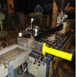 Quality PP PE mastbatch with Coca3 twin screw extruder compouding  machine/granulation machine/ pelletizing machine wholesale