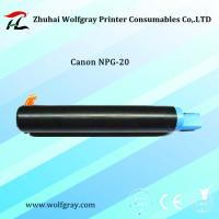 Quality Compatible for Canon NPG-20 toner cartridge wholesale
