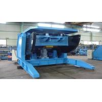 Buy cheap Loading Capacity 30 Tons Heavy Duty Welding Positioner Square Workingtable Dual Sides Drive Tilting from wholesalers