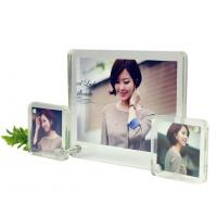 Quality acrylic easel photo frame wholesale