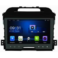Quality Ouchuangbo car gps navi audio stereo android 8.1 for Kia Sportage 2010-2012 with MP3 MP4 SWC music microphone DDR3 1GB wholesale
