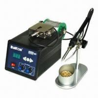 Quality 120W High-power Solder Station with Self Feeder and Micro Computer Control wholesale