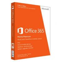 China Subscription License Microsoft Office 365 Home Premium 1 YR 5 Pc / Mac Digital Download on sale