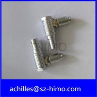 Buy cheap PHG male lemo 5 pin right angel connector product