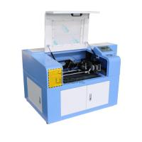 Quality High Precision 500*400mm Desktop Advertising  Co2 Laser Engraving Cutting Machine 60W wholesale