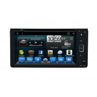 Quality Octa Core Indash Navigator Double Din Car DVD Player 6.95 Inch For Universal wholesale