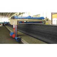Buy cheap Track Type Horizontal Foam Cutting Machine For Square Mattress / Long Sponge Foam from wholesalers