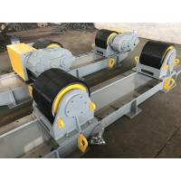 Buy cheap Heavy Duty Pipe Welding Rotator Pipe Welding Stand For Industry Pipe Turning from wholesalers