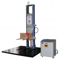 Quality Paper Package Free Fall Drop Tester , 2.5 Kva Drop Weight Impact Test Machine wholesale
