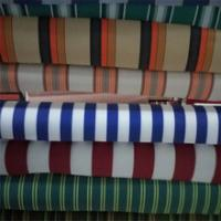 China wholesale waterproof 100%polyester solution dyed and awning fabric replacement for sunbrella awning fabric on sale