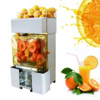 China Orange Juice Extractor , Stainless Steel Fresh Juicing Machine on sale