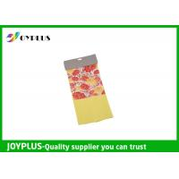 Quality Viscose Polyester Material Non Woven Cleaning Cloths Super Absorbent 95GSM wholesale